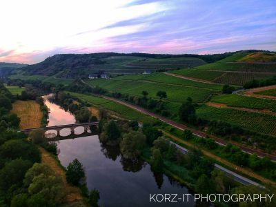 Oberhausen an der Nahe - Luitpoldbrücke