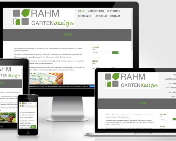 Rahm-Gartendesign